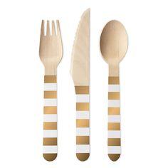 Delight Department Preppy Seahorse Cutlery