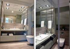 """""""Na Polanie"""" Apartment Bathtub, House Design, Bathrooms, Home, Standing Bath, Toilets, Bath Tub, Bathroom, Ad Home"""