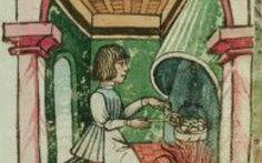 Dal ricettario medievale di Maestro Martino: insalata di cipolle Ecco una ricetta di cucina medievale facile e veloce: un'insalata di cipolle ideata dal grande Maestro Martino, famosissimo cuoco del Medioevo. Anche questa ricetta fa parte del Libro de Arte Coquinar #insalata #maestromartino #ricette