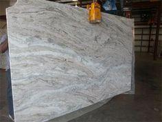 "Ocean Beige quartzite : 3cm polished quartzite, 115"" x 74"" Lot 3041"