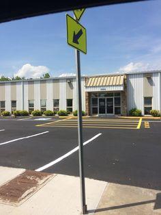 Parking Lot Maintenance Knoxville TN Asphalt Paving 865-680-9225 Resurfacing Oak Ridge TN Pavement Marking Sealcoating