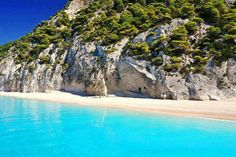 Pefkoulia beach, Lefkada island ~ Greece