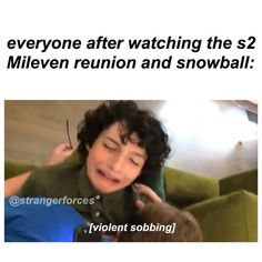i know m late but i did watch it on Oct. 27 for 9 hours straight so no coming at me. but yes that was me and my brother told me to shut up and i chucked a pillow at him then made my christams lights flicker HAHa#StrangerThings#StrangerThings2#Relatable#Mileven#FinnWolfhard#MilliBobbyBrown#MikeWheeler#JaneIves#011#Fandom