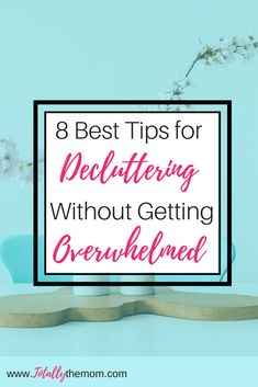 🍀Cub & Clover 🍀 8 Best Tips for Decluttering Without Getting Overwhelmed Declutter without getting overwhelmed, how to declutter, decluttering tips, where to start if you're overwhelmed by clutter House Cleaning Tips, Cleaning Hacks, Cleaning Routines, Cleaning Lists, Deep Cleaning, Clutter Solutions, Storage Solutions, Clutter Control, Declutter Your Life