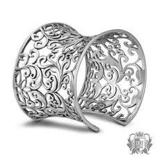 silver cuff jewelry - Google Search