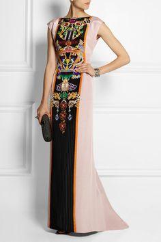 I am DYING for this dress. Mary Katrantzou