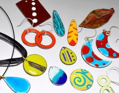Master Torch Enameling: Learn Basics and Beyond LIVE with Laura Bracken - Jewelry Making Daily