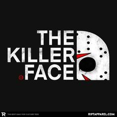 Jason Voorhees T-Shirt by Pop Vulture Apparel. Show everyone that you are a fan of Jason Voorhees and Friday the with this t-shirt. Vinyl Designs, Shirt Designs, Hero Marvel, Camera Clip Art, Best Wallpapers Android, Drip Art, Day Of The Shirt, Design Palette, Arte Horror