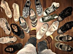 Shoes Invasion! | Flickr - Photo Sharing!
