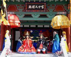 Korean traditional wedding - royalties