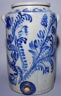 Baltimore Stoneware Water Cooler