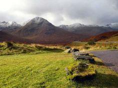Scottish Highlands, UK: Near Kyle of Lochalsh