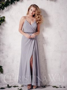 Bridesmaids Dresses in Tampa  Christina Wu Celebrations 22659  Christina Wu Celebrations Nikki's offers the largest selection of Prom Bridal & Pageant Dresses in Tampa Bay featuring Jovani, Sherri Hill, Allure