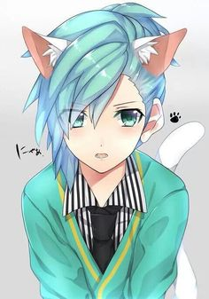 Mikaze Ai - cat ^^