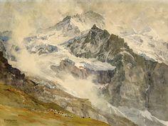 Switzerland  - Edward Theodore Compton