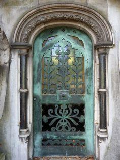 love the patina