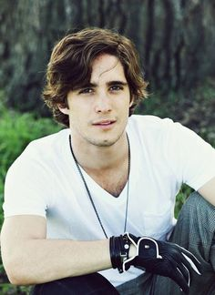 Diego Boneta - Mexican actor and singer, was a telenovela star before he got the role of Drew Boley in Rock of Ages