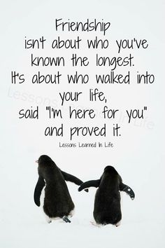 Only a few people has proved this to me, and I'm so glad they're in my life.