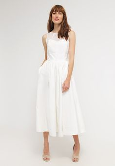 Wedding Dress 2016 // Wedding Dress By Swing on Zalando // Zalando robe de mariée pas chère