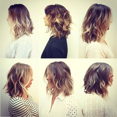 The summer length! #longbob #livedinhair #haircuts