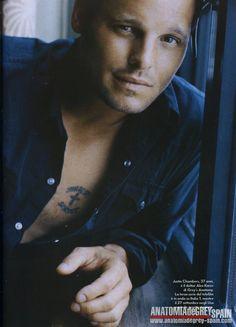 Justin Chambers - Dr. Alex Karev :)