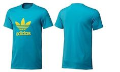 Adidas gents' T Shirt Fabric is usually 100% Cotton but can be converted to CVC, TC, Polyester, Bamboo, Silk. In Any color or pattern Logo: Silk screen printing, heat transfer, sublimation, embroidery and 3D Printing Price: 3-20$ US FOB