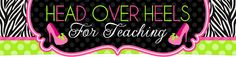 Head Over Heels For Teaching-I only looked at a few posts, but there are tons of ideas!