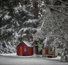 Winter Retreat - Manapouri, New Zealand