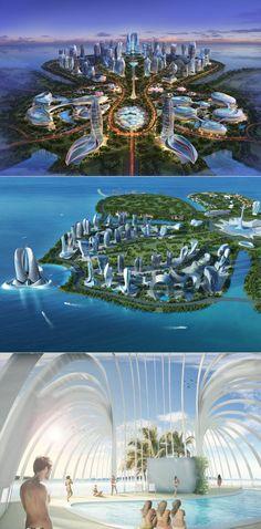 Hainan Ocean Flower Resort by LAVA Architects