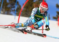 Though not necessarily in the manner she expected, U.S. Olympic alpine slalom skier Michaela Shiffrin is now the face of