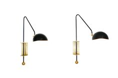 Collected By For Lawson Fenning Medium Swing Sconce  MidCentury  Modern, Metal, Wall by Lawson Fenning