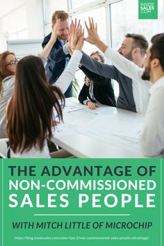 Learn the significant competitive advantage of having non-commissioned sales people from Mitch Little of Microchip Technology. Team Goals, Computer Service, Leadership Qualities, Sales People, Sales Tips, Best Practice, Electrical Engineering, Success, Technology