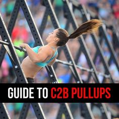 Struggle with chest to bar pull ups (C2B)? Struggle no more, learn how to conquer the C2B and PR your next WOD.