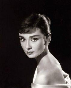 Audrey Hepburn photographed by Bud Fraker, 1956