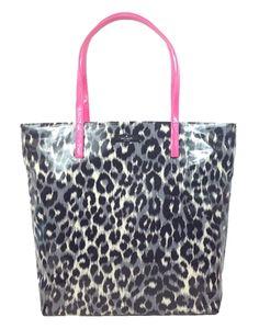 Kate Spade New York Daycation Bon Shopper Tote, Leopard