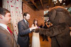 a ring-bear!