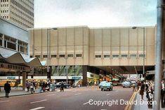 The Arndale Centre 1979