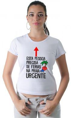 Dica #palcofashion #Camiseta - Praia #moda #fashion