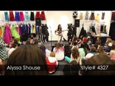 Gippers Show - ALYCE Paris with Jessica Jarrell, Payton Rae, Alyssa Shouse & PSanders