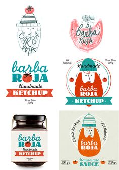 Barba Roja on Behance