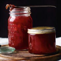 Victoria Plum and apple jam