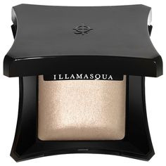 Buy Gleam Highlighter (Various Shades) from the best make-up experts, here at Illamasqua. The perfect make-up for your alter ego. Mascara, Cool Things To Make, Make Up, Benefit, Highlighter Brush, The Face, Bronze Skin, Metallic Eyeshadow, Vegan Beauty