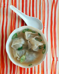Wonton Soup Recipe -- make it in just 40 minutes!
