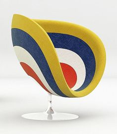 Rosa chair by studio KMJ