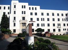 Linda Vista Hospital - The front