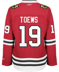 0aac6667 Reebok Women's Jonathan Toews Chicago Blackhawks Premier Player Jersey  Women - Sports Fan Shop By Lids - Macy's