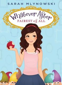 Today's Kindle Kids Daily Deal is Fairest of All ($1.99 Kindle, B), the first title in the Whatever After series by Sarah Mlynowski. It's also the Nook Daily Find today, so it's the same price in both stores.