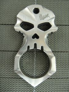 ill Gear Ti-Virus ............. self defence titanium survival tool