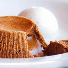 Molten Dulce de Leche Cakes Recipe