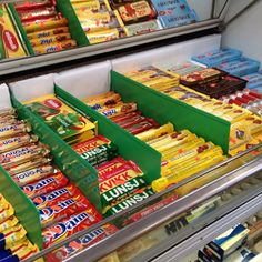 Chocolates --   common Norwegian Candy bars etc... sold in a kjosk.